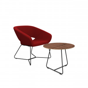 Lounge Chair & Table