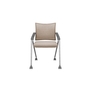 Join Me Mesh Back w/Upholstered Seat