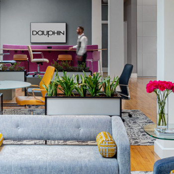 Dauphin New York City Showroom